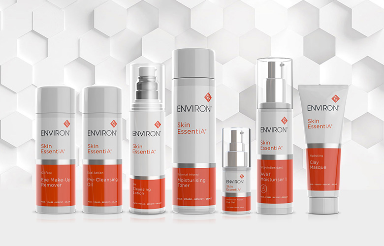 Skin EssentiA Range - Skin Changes as you Age   Environ Skin Care