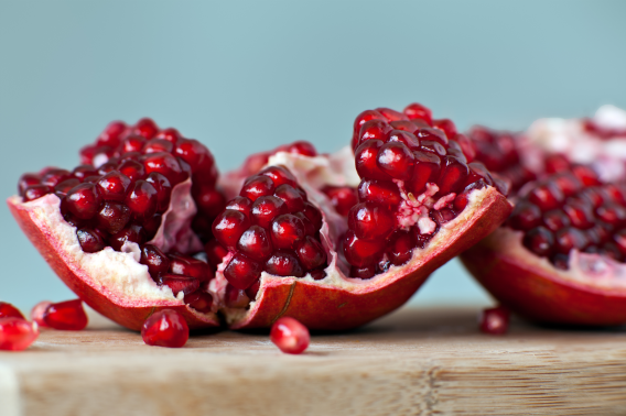 Pomegranates Assist Anti-Ageing | Environ Skin Care