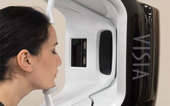 VISIA Advanced Skin Analysis Machin - Measuring Skin Concerns -Visual | Environ SKin Care